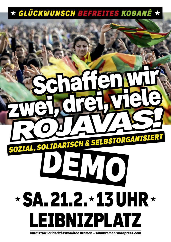 Demo Flyer